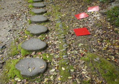 Stepping Stones To Villa
